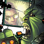 "IN THE BLACK HALL #001 – REVIEW ""INCREDIBLE HULK VOL. 4 – STAY ANGRY"""