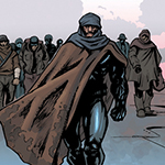 """WITH A GREAT BEARD COMES…#002 – REVIEW """"PLANETOID #1 & #2″"""
