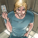 """WITH A GREAT BEARD COMES…#003 – REVIEW """"THINK TANK #1″"""