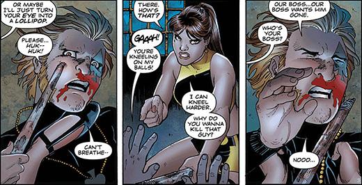 Before Watchmen Silk Spectre – Inter-comics.com