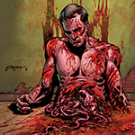 "50 SHADES OF BLOOD AND VISCERA #011 – REVIEW ""FERALS #8″"