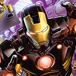 "THE BURRITO BANDITO #028 – ""REVIEW – IRON MAN VOL. 5 #1"""