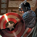 "THE BURRITO BANDITO #030 – ""REVIEW – CAPTAIN AMERICA VOL. 7 #1"""