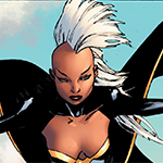 PANEL SPACE #001 – BEHIND EVERY X-MAN THERE'S A GREAT X-WOMAN!