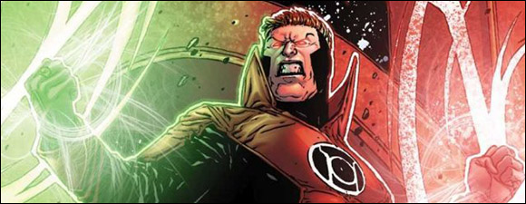 Guy Gardner Red Lantern