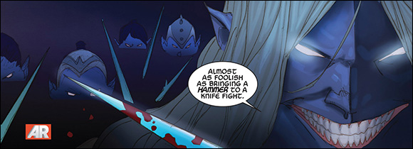 Thor God of Thunder #14 Malekith