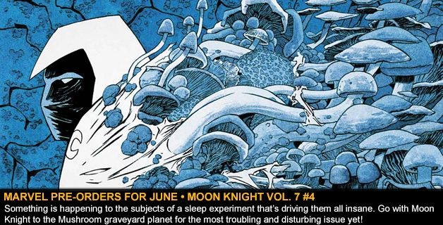 MARVEL PRE-ORDERS FOR MAY • NIGHTCRAWLER VOL. 2 #2