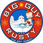 MATT ON COMICS #006 – BIG GUY AND RUSTY THE BOY ROBOT