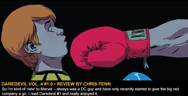 REVIEWS • OUT OF THE LONG BOX BY CHRIS FENN