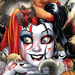 WORDS ON PICTURES #005 – HARLEY QUINN #2
