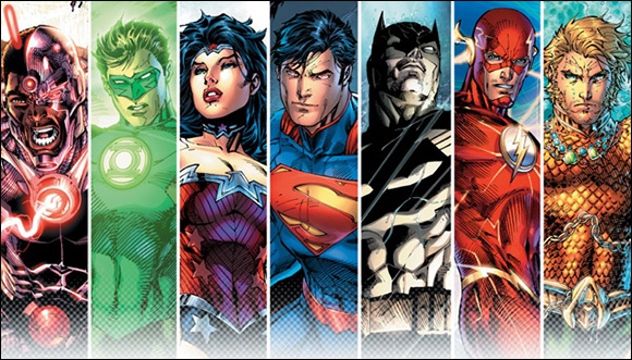 Inter-Comics Podcast Episode #27 Justice League War