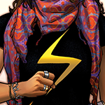 WORDS ON PICTURES #009 – MS. MARVEL #1