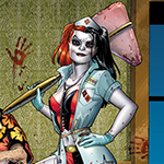 ORACLE OF COMICS #004 – HARLEY QUINN #5: THE HUNT FOR RED OCTOGERNARIANS