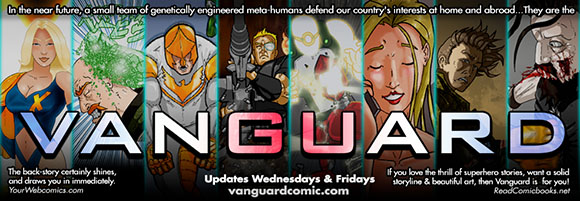 Vanguard Billboard Banner