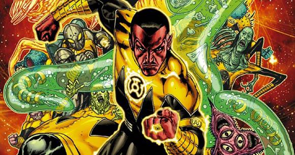 Cullen Bunn Sinestro