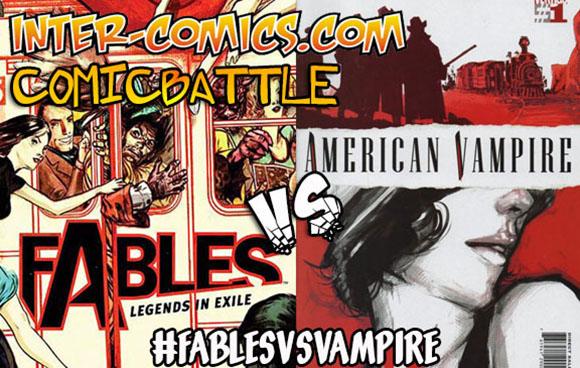 Fables Vs American Vampire