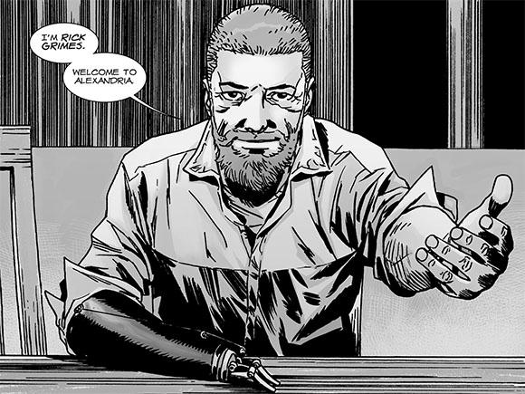 Walking Dead #127 Rick Grimes