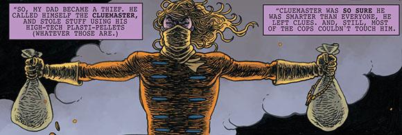 Batman Eternal #11 Cluemaster