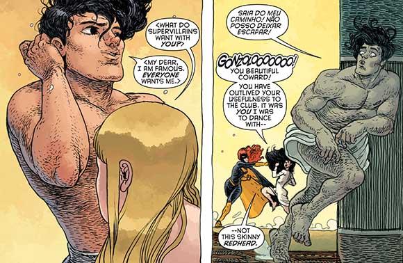 Batman Eternal #11 Coward