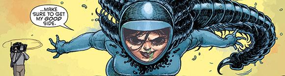 Batman Eternal #11 Insect