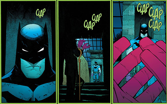 Batman Vol 2 #32 Clap