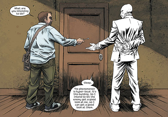 Moon Knight #4 Sleep