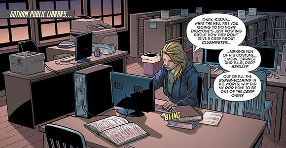 Batman Eternal #13 Crap ones