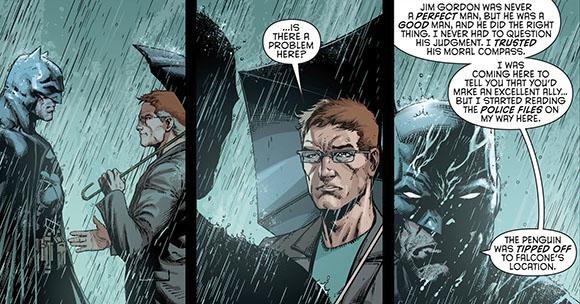 Batman Eternal #14 Bard