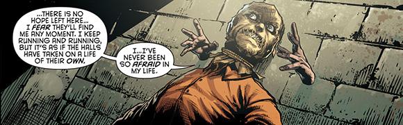 Batman Eternal #14 Scarecrow