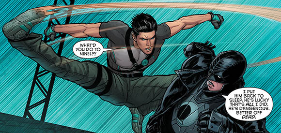 Grayson #1 Midnighter