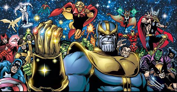 Milk Thanos