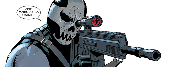 Punisher #8 Crossbones
