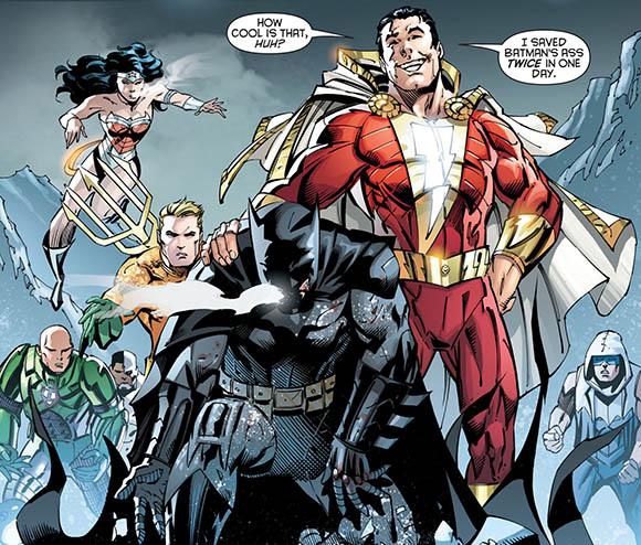Robin Rises Omega #1 JL