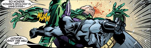 Robin Rises Omega #1 Luthor