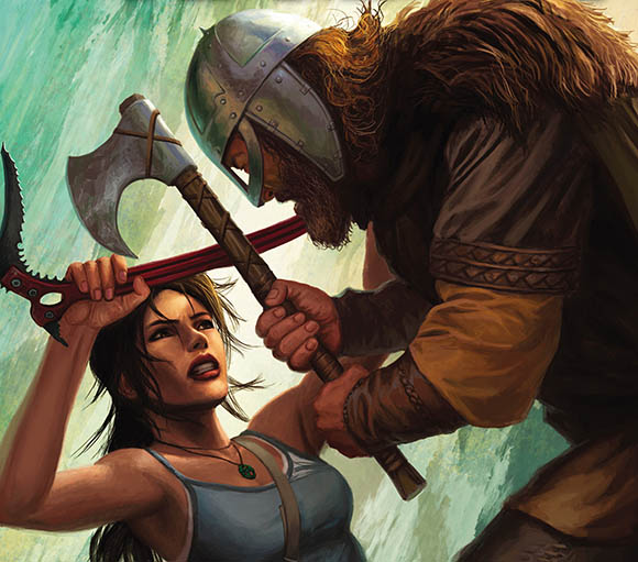 Tomb Raider #6 Viking