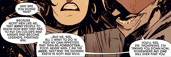 Batman Vol 2 #34 Dr Thompkins
