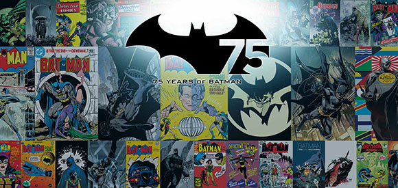 Gallery Batman 75 years