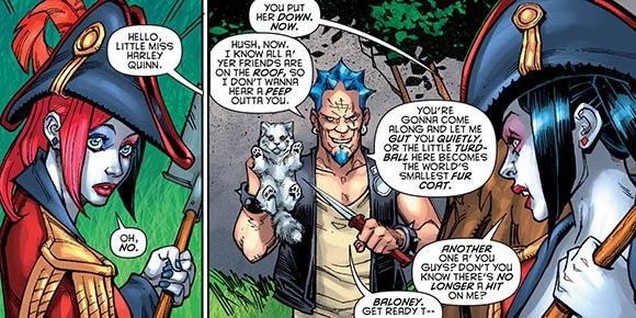 Harley Quinn #8 Kitty