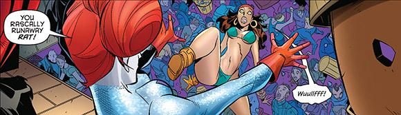Harley Quinn #9 Rat