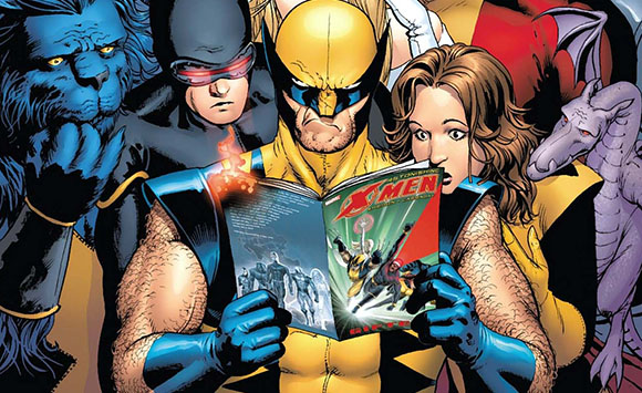Reading Astonishing X-Men