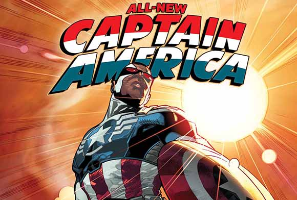 All New Captain America #1 Monthly