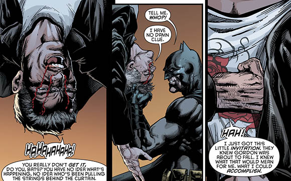 Batman Eternal #21 Falcone