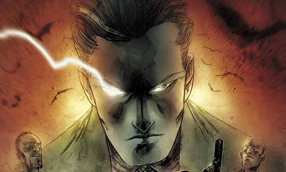 Gotham By Midnight #1 Monthly