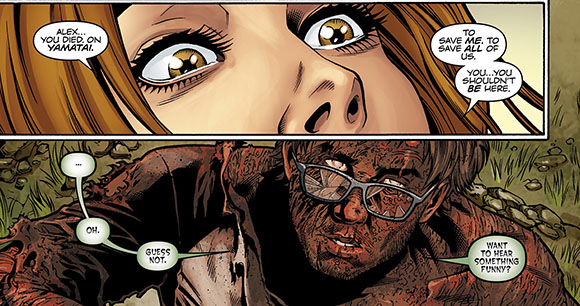 Tomb Raider #7 Alex